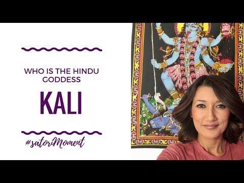 Who is Kali the Hindu Goddess? 2017
