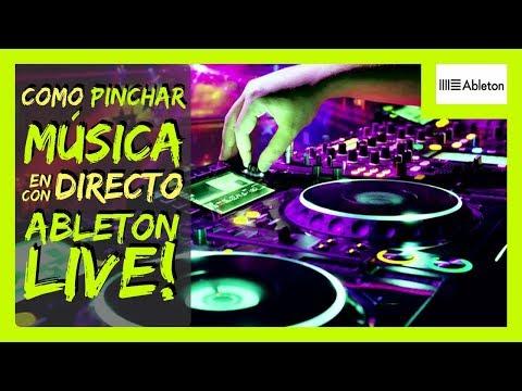 COMO PINCHAR MÚSICA EN DIRECTO CON ABLETON LIVE | Tutorial APC 20 + MPK mini