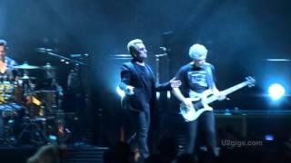 U2 Barcelona Pride (In The Name Of Love) 2015-10-09 - U2gigs.com