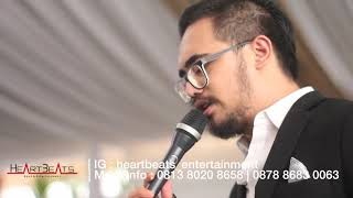 Gambar cover Can't Take My Eyes Off Of You - Cover by Heartbeats Entertainment