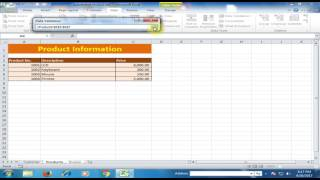 Excel Tips and Tricks : How to Create Automated Invoice in Microsoft Excel
