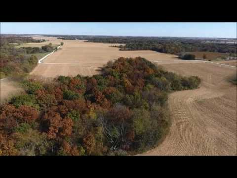 Steve & Sherry Harris Aerial Tour - Hancock County, IL