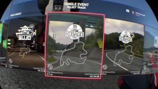 Run through of all Drive Club VR tracks.