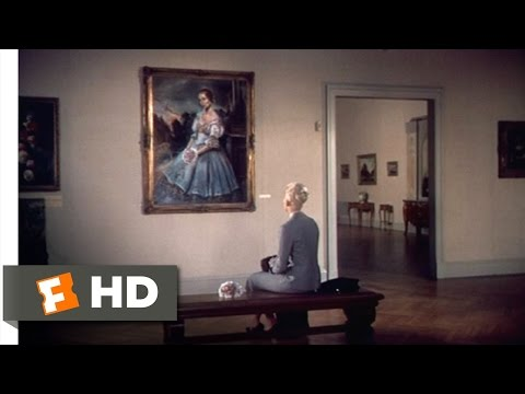 Vertigo (2/11) Movie CLIP - Uncanny Resemblance (1958) HD