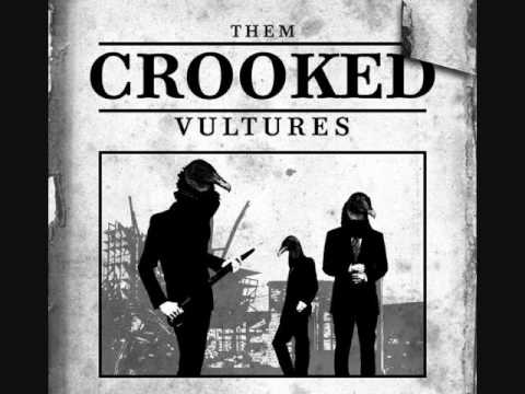 Them Crooked Vultures - Reptiles