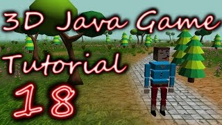 OpenGL 3D Game Tutorial 18: Player Movement