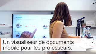 Comment fonctionne le visualiseur de documents ELMO MX-1 ?