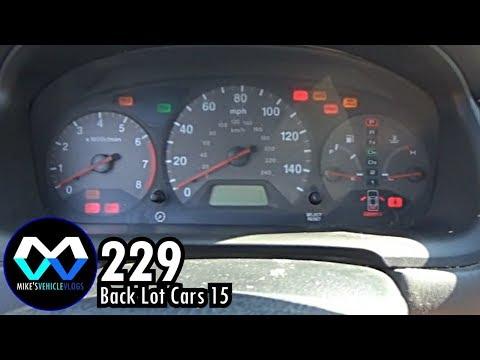 """MV 229 - """"Back Lot Cars 15"""""""