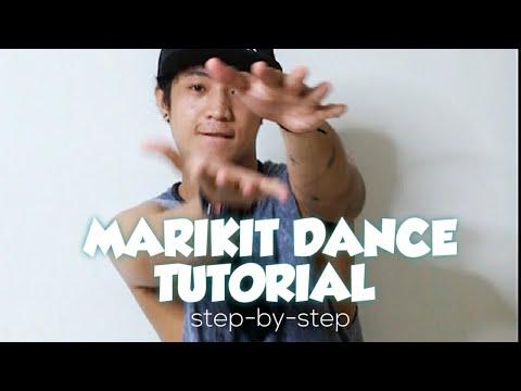MARIKIT DANCE TUTORIAL