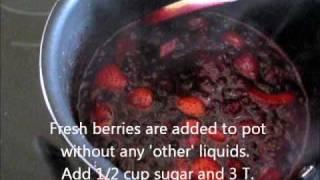 Fresh Berry Jam
