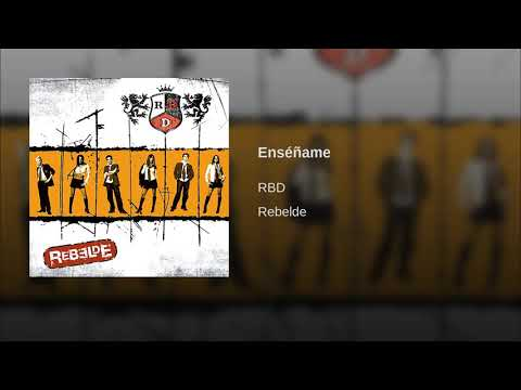 RBD - Enséñame (Audio)