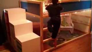 Ikea Kura Bedroom Transformation Reaction
