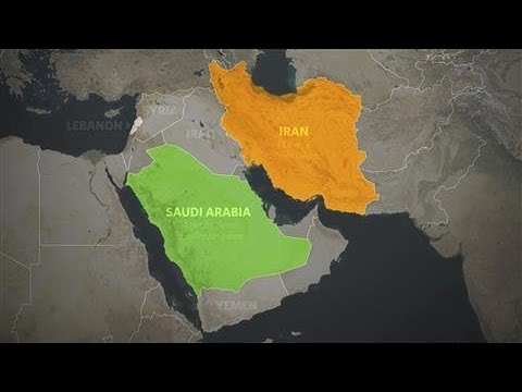 Saudi Arabia and Iran Square Off Over the Middle East