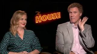 Amy Poehler and Will Ferrell do hilarious impressions of each other | Magic Radio