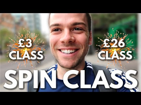 CHEAP Spin Class Vs EXPENSIVE 'SoulCycle' Spin Class In London: Which Workout Is Better?