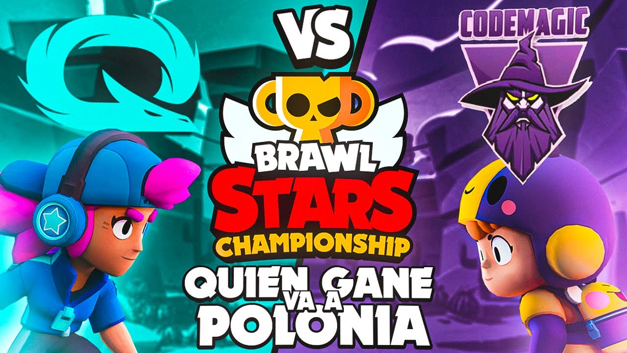 QLASH vs CODE MAGIC!!🔥 3 Y 4 PUESTO BRAWL STARS CHAMPIONSHIP!! QUIEN GANE VA A POLONIA!!😱 - MaRCeU