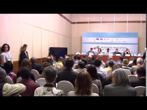 3F - Discussion Session (1) - Dealing with Food Safety, Nutrition, and Public Health Crises