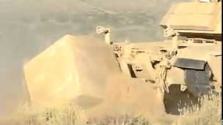 USMC Abrams M1ABV Combat Engineer Vehicle