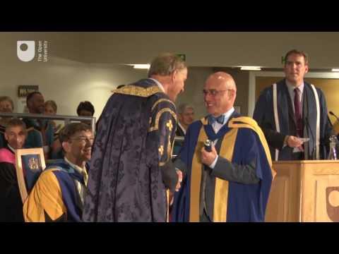 Milton Keynes degree ceremony, Friday 28 October 2016 PM