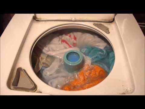 Unbalancead Load Old Whirlpool Washer Doovi