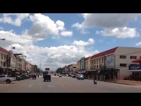 Tescolotus- Travel Laos Vientiane to Nong Khai Thailand