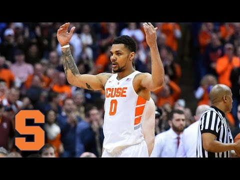 Syracuse Basketball Top 5 Moments Of The 2015-16 Season