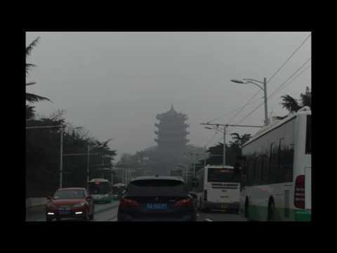 China Hubei Wuhan Yellow Crane Tower Trip (Photo Album)