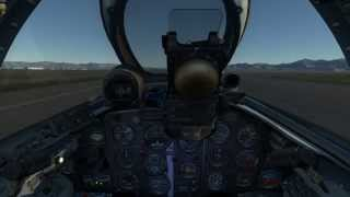 DCS: MiG-15bis - Taxi and Takeoff Tutorial