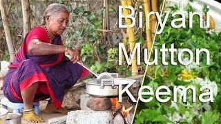 Mutton Keema Biryani   Quick & Easy Goat Kheema Biryani
