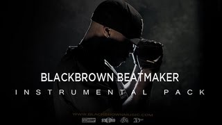 BLACKBROWN UNDERGROUND INSTRUMENTAL PACK - FULL ALBUM 39 BEAT (+ DOWNLOAD LINK)