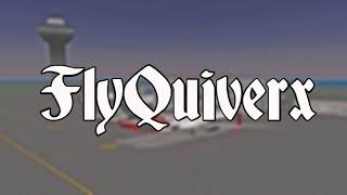 ROBLOX Vuelo FlyQuiverx Boeing 737-800