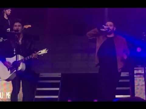 Dan + Shay - 19 You + Me (9/28) - Jimmy Kimmel Live