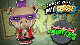 Check Out My Dorbz Awesome Teenage Mutant Ninja Turtle Bebop Dorb Review