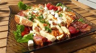 Apetina #Somekokki - Jaskan Double Cheese & Bacon salaatti