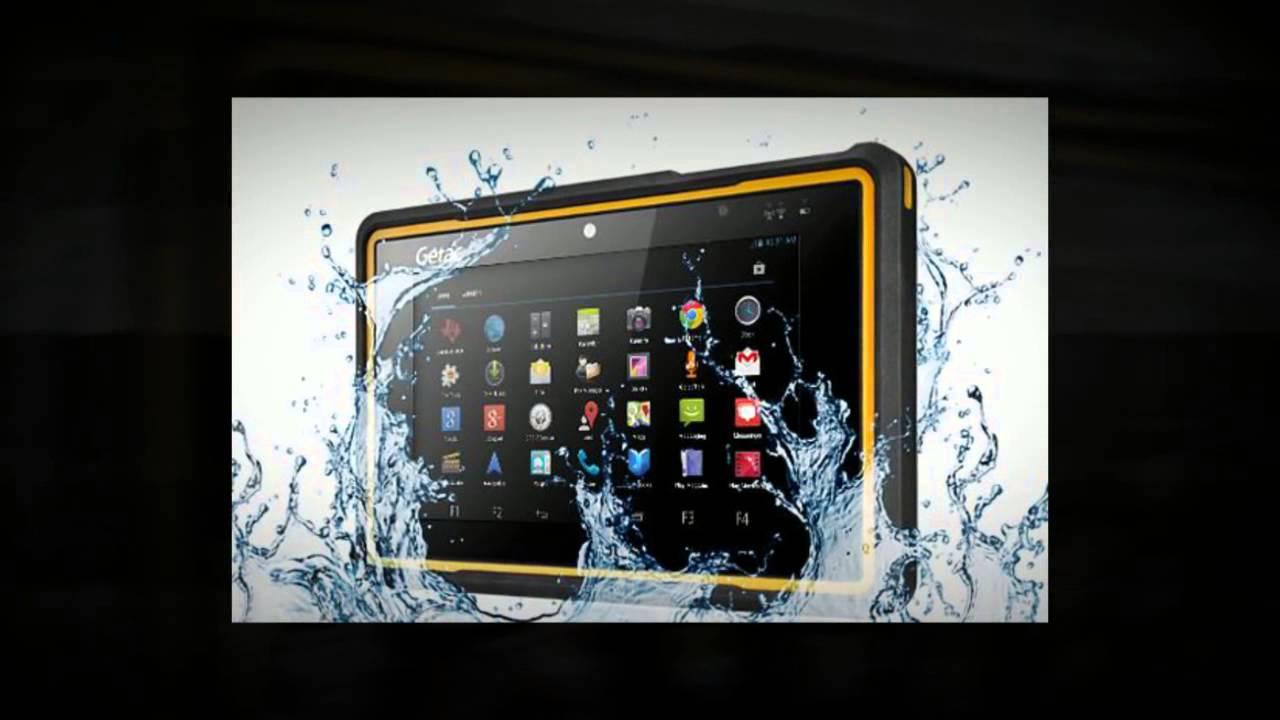 Getac Z710 F110 Rugged Tablet Tablets