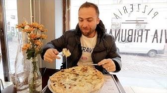 THE BEST PIZZA IN FINLAND | Helsinki, Finland