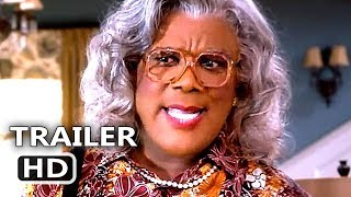 A MADEA FAMILY FUNERAL Trailer # 2 (2019) Tyler Perry Movie HD