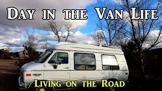 Day in the Van Life - Living on the Road