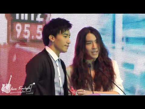 [Singular] 271012 95.5 Virgin HitZ Greetz Awards - Greetz Group