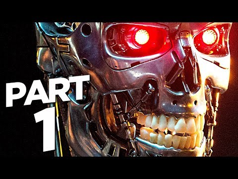 TERMINATOR RESISTANCE Walkthrough Gameplay Part 1 - INTRO (FULL GAME)