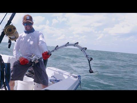 Fishing For Cobia And Monster Bull Sharks - 4K