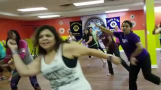Lions club zumba event