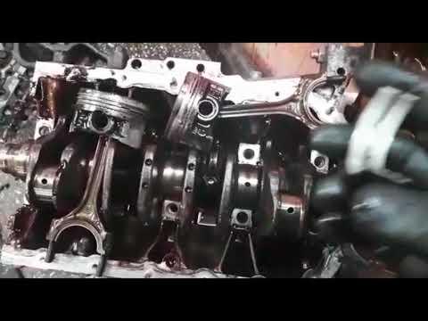 Honda HR-Vi интересный мотор.. ремонт у Вадима