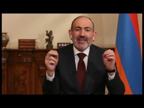 Nikol Pashinyan - Prime Minister Of Armenia - BBC HARDtalk