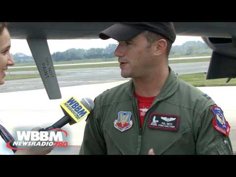 Interview with Phil Smith and John Cox about the F-15 Strike Eagle