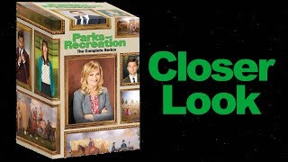 Closer Look - Parks and Recreation Complete Series DVD