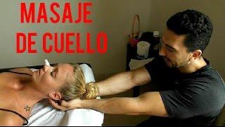 Tecnicas Para Aliviar el Dolor de Cuello y Cabeza. Tratamiento Torticolis