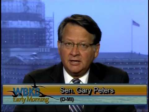 Sen. Gary Peters Signs Affordable College Act