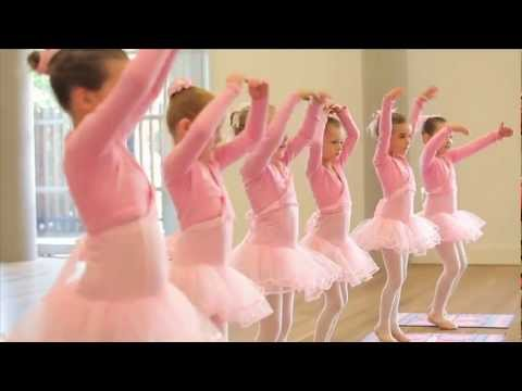461042979 Tiny Tutus - Preschool Ballet For Princesses - YouTube