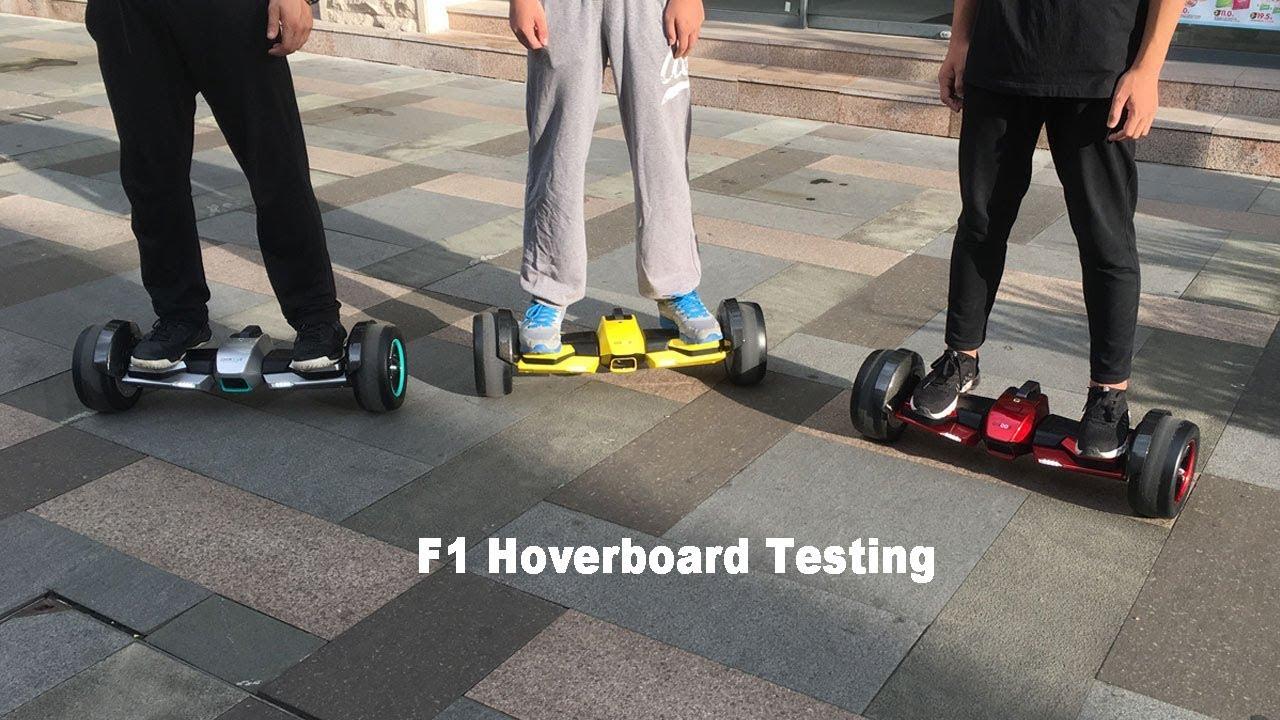 f1 hoverboard testing 2017 new youtube. Black Bedroom Furniture Sets. Home Design Ideas
